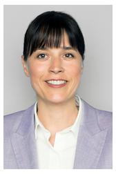 Porträt Maria Mioduszewski