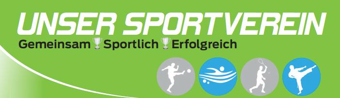 UNSER SPORTVEREIN - Gemeinsam - Sportlich - Erfolgreich