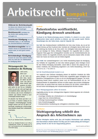 "Spezial-Report: ""Arbeitsvertrag"""