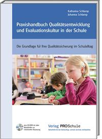 Praxishandbuch Qualitätsentwicklung und Evaluation in der Schule